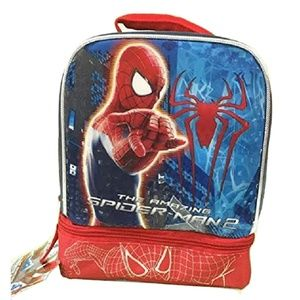 The Amazing Spider Man 2Dual Compartment Lunch Bag